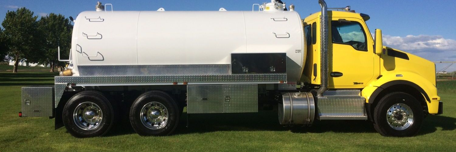 Used Pumper Trucks
